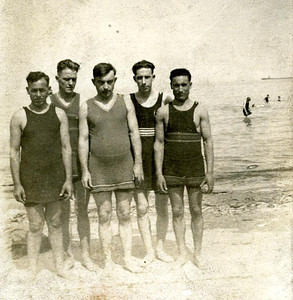 Bill Foote second from right