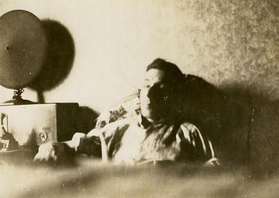 """""""Bill Foote Sr. taken in our home in Wilmette, Ill., 1929"""""""