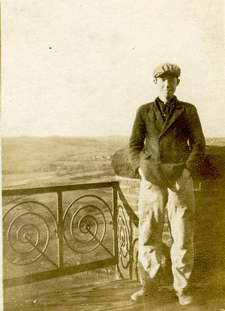 Young Bill Foote in Massachusetts