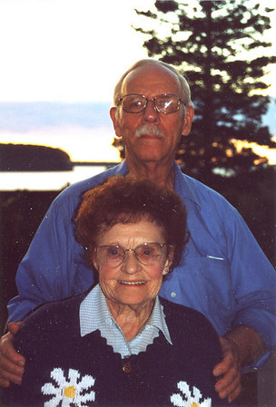 Bill & Reu Foote in Ephraim