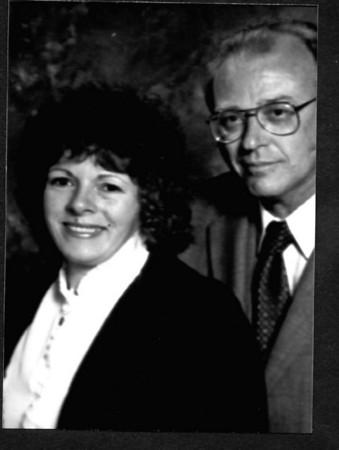 Shirley & Bob Luhnow