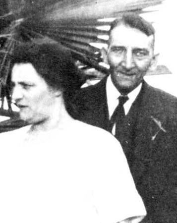 William H. Foote, Jr. and his second wife Annie (Forsythe)