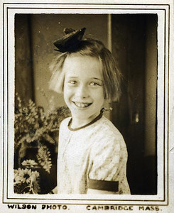 Gertrude at 9 years old