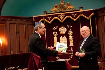 Presentation of Azeri birth certificate Dec 16, 2009