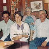 Bud and Galey with Grandma Mann and Tommy Mann