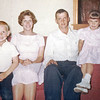 The Bud Galey family - circa 1962-63