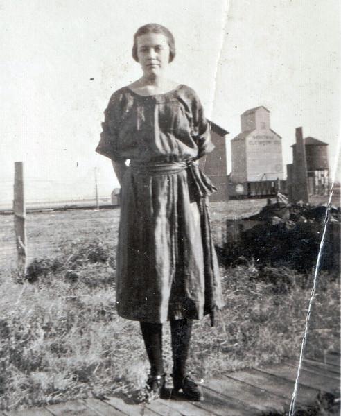 Ethel Galey - Buffalo, Montana