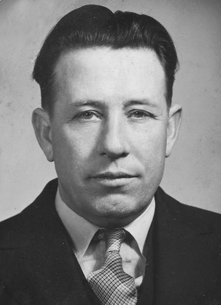 Lee Franklin (Frank) Galey (1900-1987).