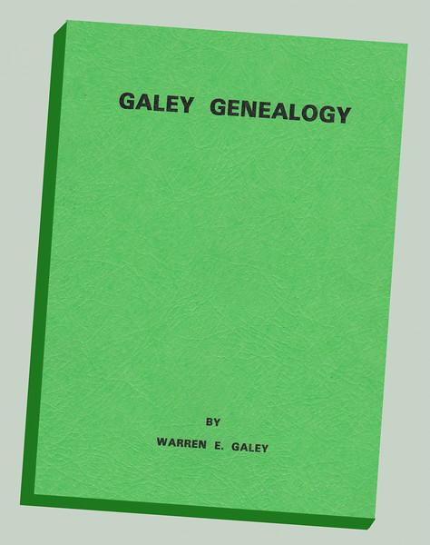 "Warren Galey's ""Galey Genealogy"""