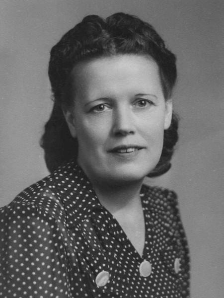 Ethel Galey Pond (1907-1959)