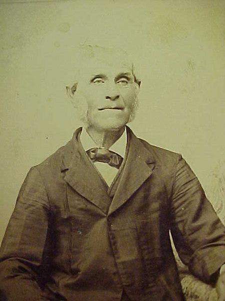 Joseph Powell - undated photo