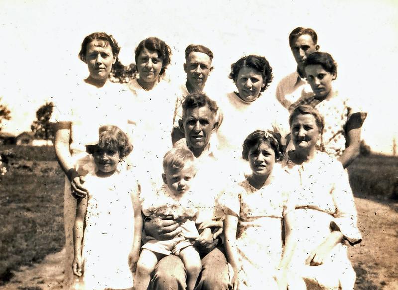 1934 - ELISHA AND ELIZA CELEBRATE 50TH ANNIVERSARY