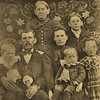 Family of Elisha and Eliza Galey - Ca. 1904