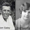 Tom and Eva (Cunningham) Galey