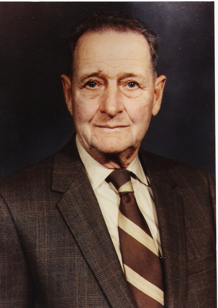 Albert Leslie Galey (1898-1991) was born in Skidmore, Missouri to Elisha and Eliza Galey.  Whatever the reason, he was the only family member to remain in the Missouri River valley region.  He married Mary Luella Nauman in 1946; while they had no children, their farming and grocery businesses kept them active for many years -- both in Missouri and southern Iowa.  In later years, Les and Mary moved to a retirement home in Columbia, Missouri, where they lived for the rest of their lives.  Les died in 1991.