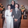 Marriage of Bob and Naomi (Sibert) Galey - 1962