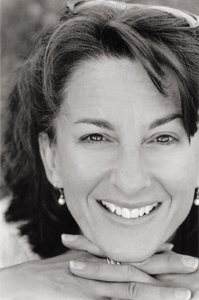 Jennifer Jordan portrait by Nicole Morganthau.