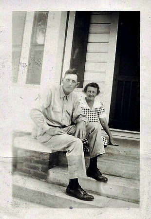Charlie and Kathleen Myers Clark