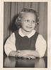 Dec 1964:  Penny Weldon - 4-1/2 years old.