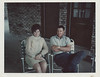 1965 or 66:  Linda Lou McGee Weldon and Hugh Edward Tubbs