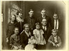 Walter Diggs Gean Family 1923<br /> <br /> From left back:<br /> <br /> Mary Elizabeth, Jun 1 1909<br /> Eva Lois, Jul 9 1902<br /> Albert Dhu, Sep 26 1900<br /> David Alton, Aug 10 1904<br /> William Ray, Nov 3 1906<br /> <br /> From left front:<br /> <br /> Alberta, Jul 2 1912<br /> Roxie Ann Pears, Dec 18 1881<br /> Infant: Evelyn Mae, Oct 23 1922<br /> Frances Ruth, Oct 9 1914<br /> Walter Diggs Gean, Mar 23 1876<br /> Walter Woodrow, Mar 2 1918 <br /> <br /> Earl Braxton was stillborn May 21 1921