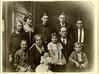 Walter Diggs Gean Family 1923<br /> <br /> From left back:<br /> <br /> Mary Elizabeth, Jun 1 1909<br /> Eva Lois, Jul 9 1902<br /> Albert Dhu, Sep 26 1900<br /> David Alton, Aug 10 1904<br /> William Ray, Nov 3 1906<br /> <br /> From left front:<br /> <br /> Alberta, Jul 2 1912<br /> Roxie Ann Pears, Dec 18 1881<br /> Infant: Evelyn Mae, Oct 23 1922<br /> Frances Ruth, Oct 9 1914<br /> Walter Diggs Gean, Mar 23 1876<br /> Walter Woodrow, Mar 2 1918 <br /> <br /> Earl Braxton was stillborn May 21 1921