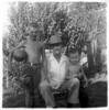 Michael Gean Sparks; Walter Diggs Gean; Ralph Vernon Sparks; DATE: ca 1955