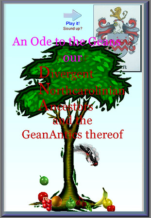 """We the Geans of North Caroline""<br /> Play the FLASH at   <a href=""http://ourspecial.net/odes/wtgeans5.htm"">http://ourspecial.net/odes/wtgeans5.htm</a>"