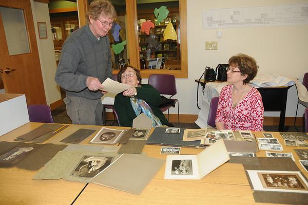 Genealogy Treasure Hunt-5/2011