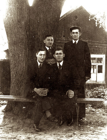 Hyman and Rose Kawer Family
