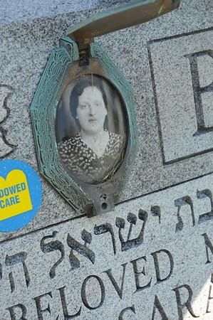 Waldheim Chicago J Cemetery