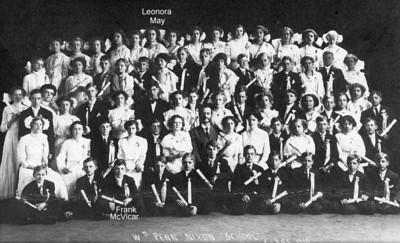 William Penn Nixon School, 1910, Illinois