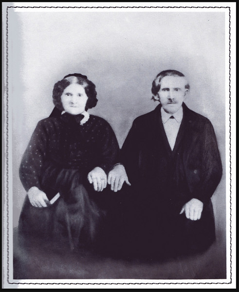 Christopher and Catherine Koopmann, my Great-Great-Grandparents, and the grandparents of my maternal Grandfather, John Koopmann.