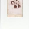 Maude Keene Gill, Hiram Gill, 1890s? Seattle, LaRoche.
