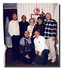 "Standing (l-r); Lucien & Wilfred Hall, Jr., Ruth (Hall) Asselin, Patricia (Hall) Welch, Gerry Hall.<br /> Front (l-r); Roger ""Butch"" & Richard ""Nick"" Hall, 1995"
