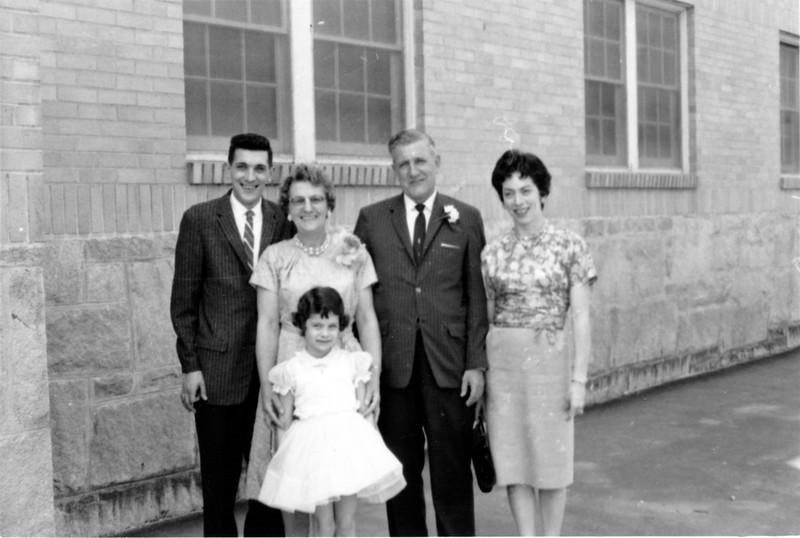 """""""Robert Hall Family"""""""