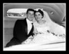 """Wedding Day!""<br /> Roger & Patricia (Hall) Martineau"
