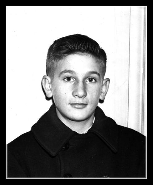 Wilfred (Jr) Hall, 7th grade.