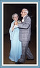 """Tripping The Light Fantastic""<br /> My paternal grandparents, Memere Rose and Pepere Wilfred J. Hall enjoy a dance at their 50th anniversary on 5/29/1977."