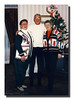 Theresa (Graham) & Lucien Hall with Doris (Landry) Hall, 1995.