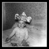 """Birthday Boy!""<br /> Michael Hall on his second birthday, 1960. By the looks of my face & outfit I enjoyed myself a lot!"