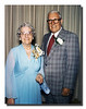 Memere & Pepere at their 50th Anniversary party, 1977.
