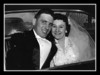 """Wedding Day""<br /> Donald & Doris (Pinette) Hall, February 12, 1955"