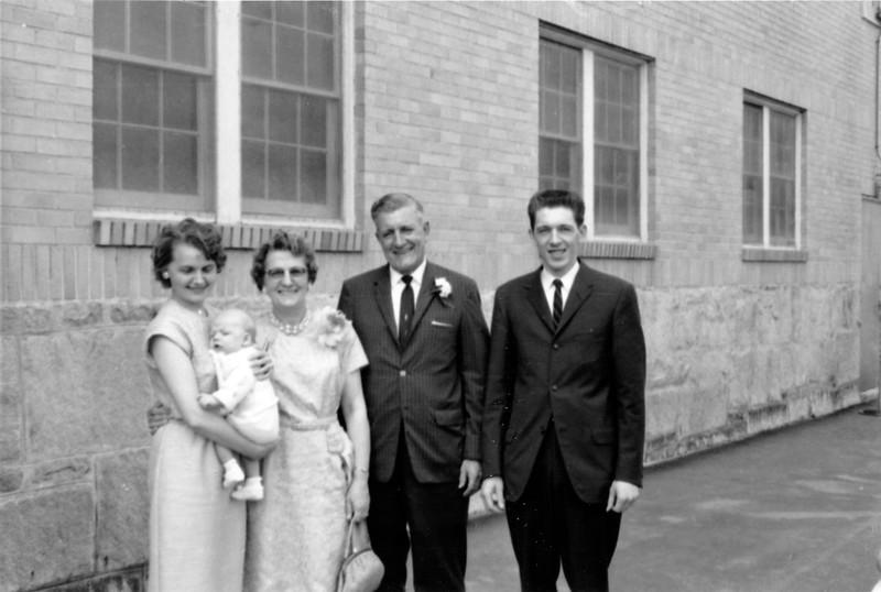 """Gerard Hall Family"""