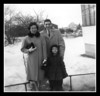 Dolly (Belleville), Robert & Gail Hall at Memere Hall's house.