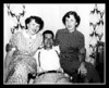 (l-r); Ruth Hall, Clement & Doris LAndry, 1951. Does anybody know who Clement is?