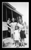 """""""All Dressed Up""""<br /> Ruth, Patricia (front) & Memere Rose Hall"""