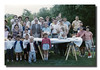 """The Hall's""<br /> A group photo at one of the many cookouts at Memere & Pepere's house.<br /> You know who you are!"