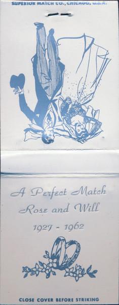 """Rose & Will"""