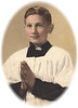 """What An Angel""<br /> Wilfred (Jr) Hall when he was an altar boy."